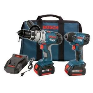 Reconditioned Bosch CLPK22 180 RT 18V Cordless Lithium Ion 2 Tool