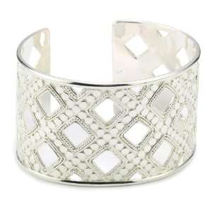Anna Beck Designs Gili Diamond Shape Cutout Sterling
