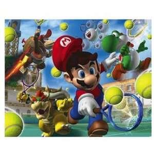 Nintendo 3D Lenticular Puzzle Mario Tennis Toys & Games