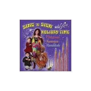 Sing N Sign Holiday Time With Gaia Christmas, Kwanzaa