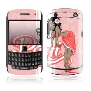 BlackBerry Curve 7 OS 9350/9360/9370 Decal Skin Sticker   Puni Doll