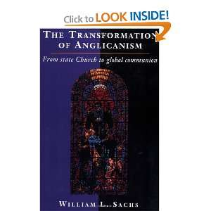 Church to Global Communion (9780521526616): William L. Sachs: Books