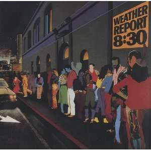 830   Eight Thirty Weather Report Music
