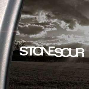 Stone Sour Decal Metal Rock Band Truck Window Sticker