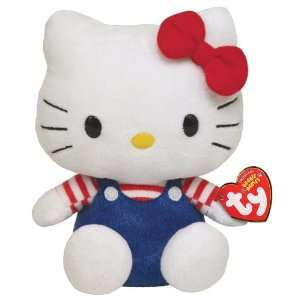 Ty Beanie Baby Hello Kitty   Usa Toys & Games