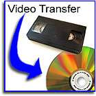 * Video Tapes Transfers to DVD * MiniDV Hi8 VHS VHS C any mix * Copy