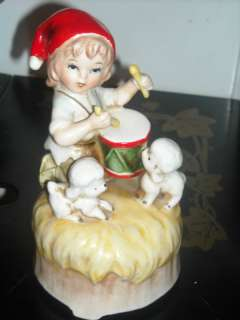 Vintage Little Drummer Boy Made in Japan