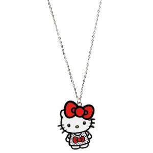 Loungefly   Hello Kitty Big Bow Pendant Necklace Jewelry