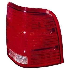 FORD EXPLORER 02 05 TAIL LIGHT UNIT RIGHT Automotive