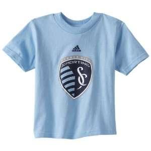 MLS Kansas City Wizards Team Logo Short Sleeve T Shirt