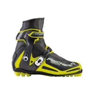 Fischer RCS Carbonlite Nordic Skating Boots   45 Sports