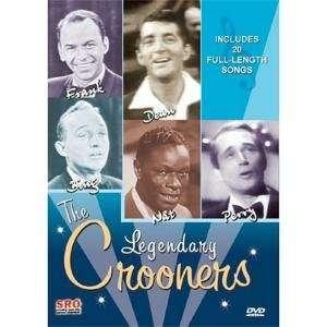 S&S Worldwide Legendary Crooners Dvd Toys & Games