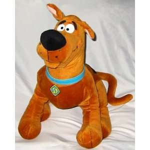 22 Sitting Down Scooby Doo Plush Toys & Games