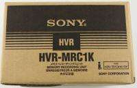 SONY HVR MRC1K Compact Flash Memory Recording Unit