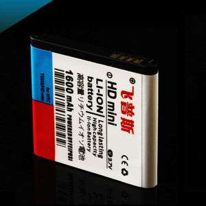 High Pwoer Capacity Battery For HTC HD mini T5555 ARIA(G9) A6380 Phone