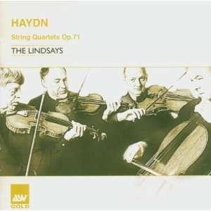 Haydn String Quartets, Op. 71 Franz Joseph Haydn Music