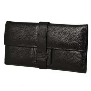 Soft Real Cow leather Wallet Purse Cluth