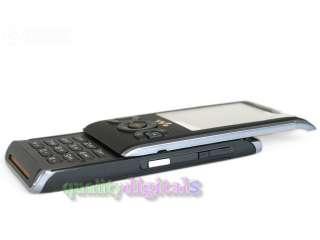 NEW Sony Ericsson W595 GSM unlocked cell phone BLACK 0095673851950
