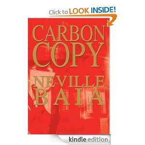 Carbon Copy Neville Baia  Kindle Store