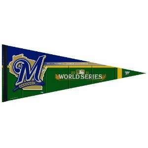 2011 National League Champion Premium Quality Pennant 12 by 30 inch