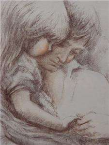 FATHERS LOVE ~ FAMILY SERIES PRINT ~ MARILYN ZAPP