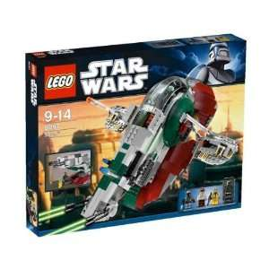 Lego Star Wars Slave 1 (8097) Toys & Games