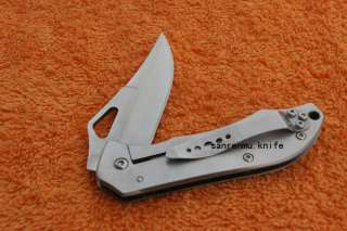 New NAVY High Quality Steel Folding knife K 503
