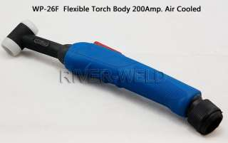 WP 26F SR 26F Flexible Air cooled TIG Welding torch body o style