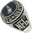 Balfour Ring Football Nfl Team New England Patriots Sz 13.5