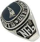 Balfour Ring Football Nfl Team New England Patriots Sz 13.5