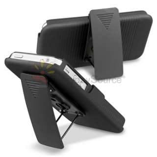 Slide Series Case Belt Clip Holster with Stand for iPhone 4G 4S 4 4GS