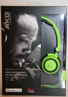 AKG Q460 Quincy Jones Signature Headphones GREEN