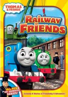 Thomas & Friends   Railway Friends (DVD)