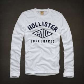 MENS STONE STEPS BEACH LONG SLEEVE HCO LOGO MUSCLE FIT