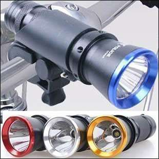 5w LED Bike Bicycle Rear Front Head Light Lamp Torch