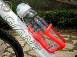 NEW Bicycle Bike High strength Water Bottle holder Red