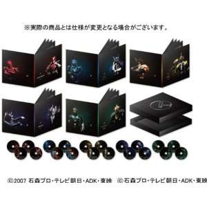 MASKED RIDER DEN O CHO CD BOX(20CD+2DVD)(ltd.): Music
