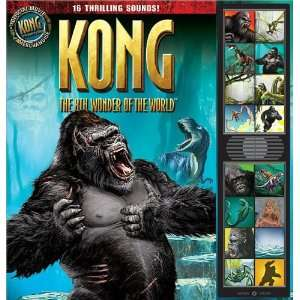 Kong  The 8th Wonder of the World Deluxe Sound Storybook