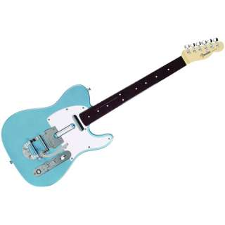 Band 3 Wireless Fender Telecaster Players Edition   Blue (Xbox 360