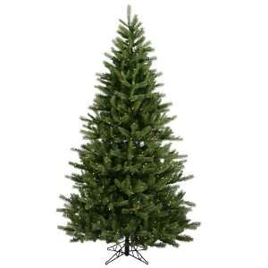 7.5 Multi Pre Lit Black Hills Spruce Christmas Tree