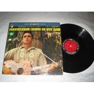 Songs of Our Soil Johnny Cash Music