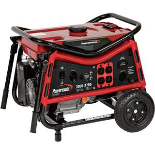 Portable Generator 3750 Surge Watts, 3K Rated Watts, PMC103007
