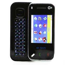 Dr. Tech SW97 Unlocked GSM Black Cell Phone
