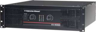CERWIN VEGA CV 5000 HP PRO AUDIO POWER 5000W AMPLIFIER