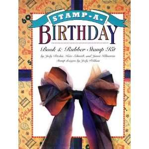 Stamp A Birthday  Rubber Stamping Tips Book [Stamps Not