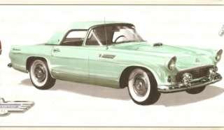 Ford Mustang Wallpaper Border