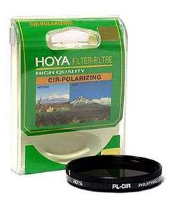 Hoya 52mm Circular Polarizer Glass Filter