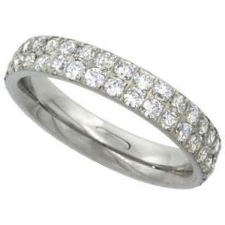 Stainless Steel Band is made of 316L Hypoallergenic Surgical Steel