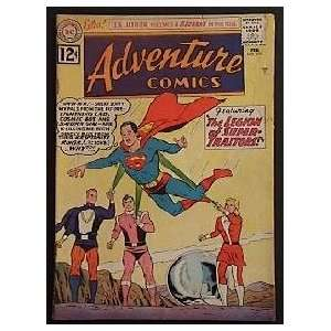 Adventure Comics (No. 293) DC Comics, Curt Swan Books