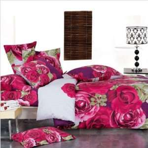 Cover Bed in Bag Full Queen Bedding Sheets Set LE234Q
